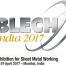 2017 BLECH India, Mumbai Industrial Goods Exhibition