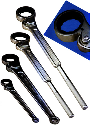 Ratchet Spanners 330001